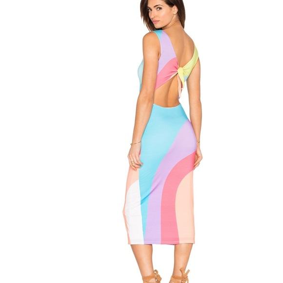 0fe23c01d9 NWOT Mara Hoffman Auralight Midi Dress Coverup. M_59dd7ec8981829c863004890