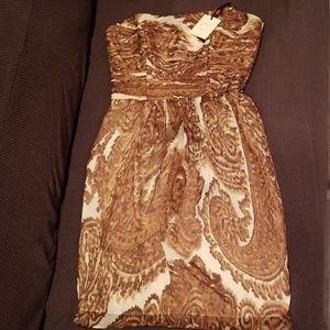 Milly sz 2 silk dress. Paisley