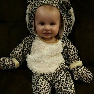 Other - Baby Leopard Halloween Costume
