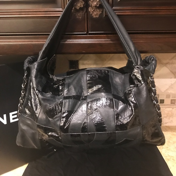 1c909a3d144b CHANEL Bags | Authentic Brooklyn Leather Patchwork | Poshmark