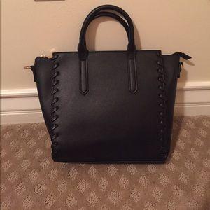ASOS black purse