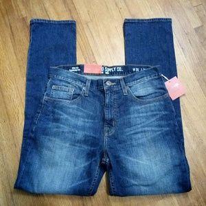 Men's Blue Jeans Slim 30x30