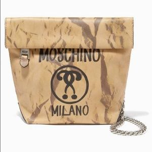 MOSCHINO COUTURE RECYCLE FALL/WINTER '17 BAG