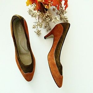 JUST IN! Hush Puppy Fall Heels