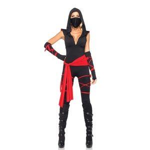 Other - Deadly Ninja Halloween Costume