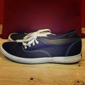 Shoes - Purple Keds