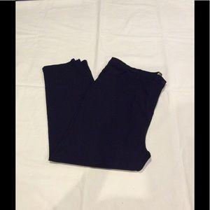Pants - 5 pocket black slacks