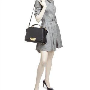 Zac Posen black handbag (with original bag)