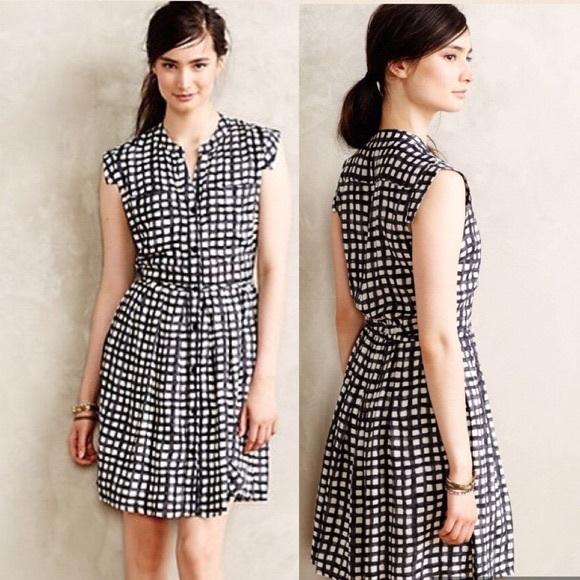 4bae1a89ed0b Anthropologie Dresses & Skirts - Anthropologie 11-1-TYLHO West Street Shirt  Dress