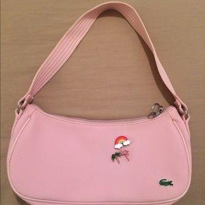 Small purse Lacoste