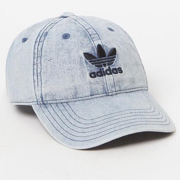 1af5429c255 Adidas acid wash baseball cap