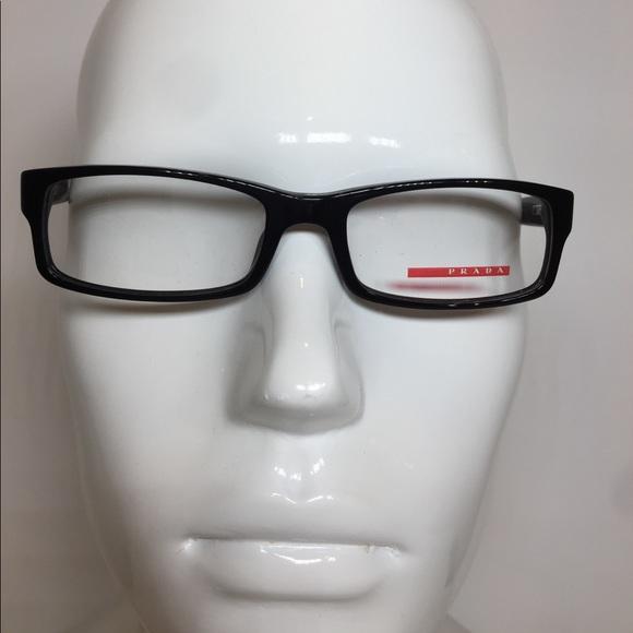 05b99caaa936 Prada VPS 10A 1AB-1O1 black Plastic Eyeglasses. Boutique. Prada.  M 59ddb994f092822f9c0141ba. M 59ddb9a1981829f2fa013602.  M 59ddb9aad14d7bcf110139a1