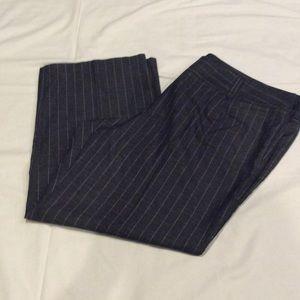 Pants - Black &white Trouser