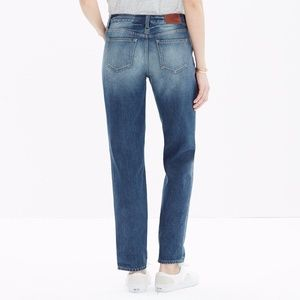 Madewell Jeans - Madewell distressed Boyjean Torn Up Jeans 29 new