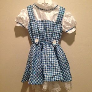Other - Toddler Dorothy Halloween costume