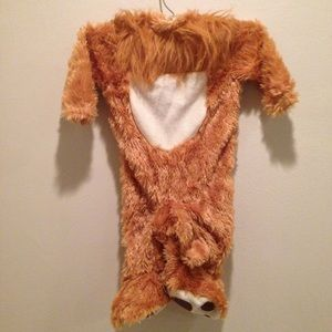 Other - Baby lion Halloween costume