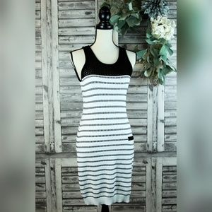 Milly of New York black and white dress size S