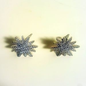 Jewelry - Crystal rhinetone star earring