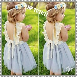 Other - TODDLER DRESS 👗 🎈 HP 11/17/17 🎈