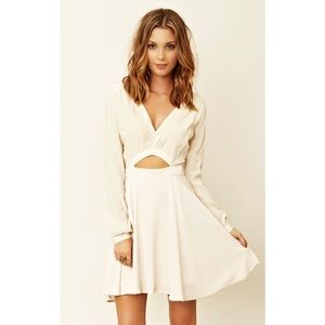 Finders Keepers The Lovers Long Sleeve Dress