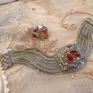 Jewelry - Silky Eleven Strand Bracelet