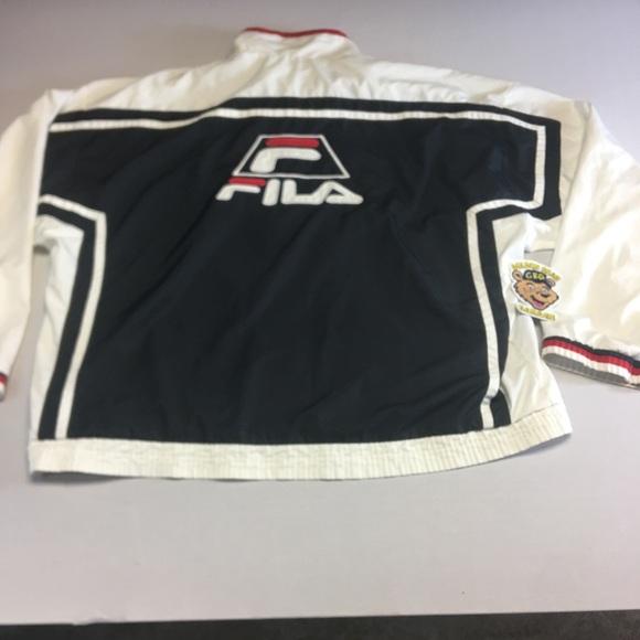 1ef6c31b82b36 Fila Jackets & Coats   Vintage Grant Hill Windbreaker Jacket   Poshmark