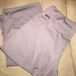 Columbia athletic pants size M