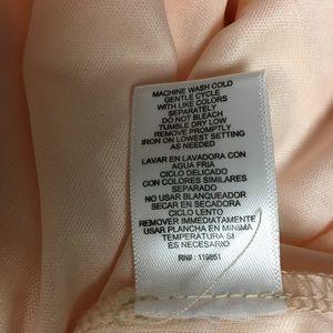 Big Strike USA Tops - Big Strike USA blouse, peach, large