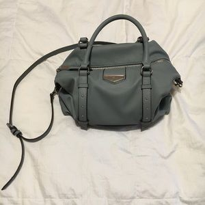 Simply Vera dusty blue purse