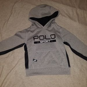 polo hoodies 4t