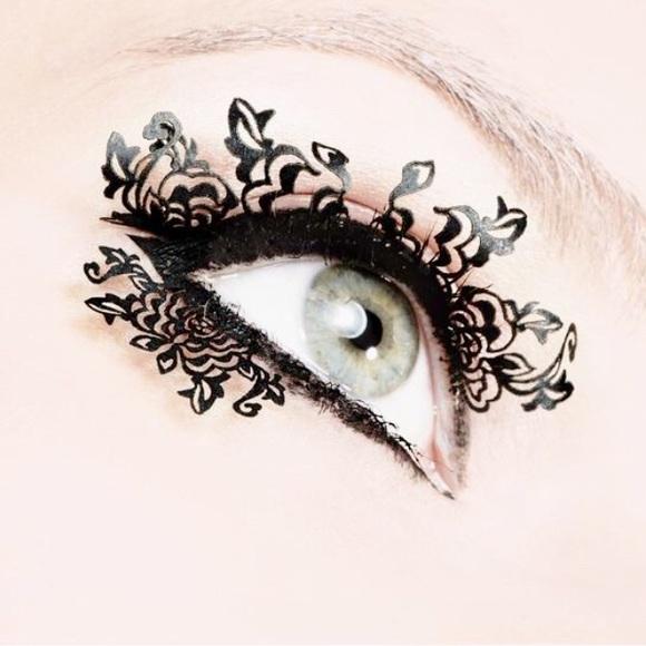Paperself Makeup Nwt Fun Lashes Paper Laser Cut Fake Lashes Poshmark