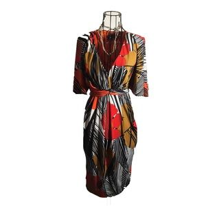 Muse Multi-Color Dress