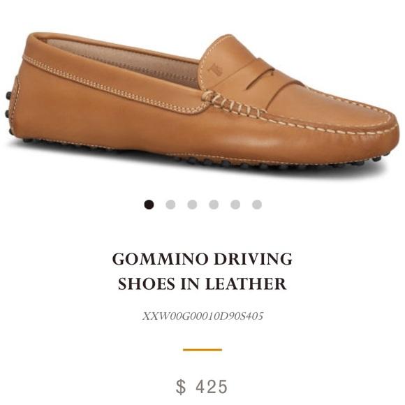 a25ab409e3 Tods Gimmino Driving Shoes Caramel Leather. M_59de286e4127d026f301f72c