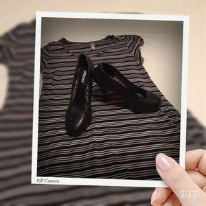 Unlisted women's black heels