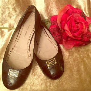 Marc By Marc Jacobs - Leather flats