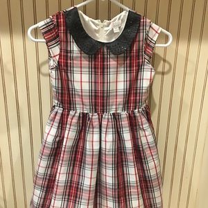 Children's Place Girls Holiday Dress - size 8
