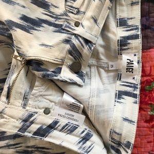 Anthropologie Jeans - Ikat Verdugo Ultra Skinny Jeans Alexandria print