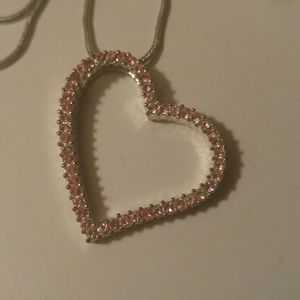 Jewelry - 💎❤ Heart Necklace ❤💎