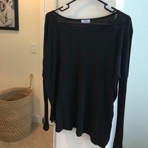Tobi Black Long Sleeve