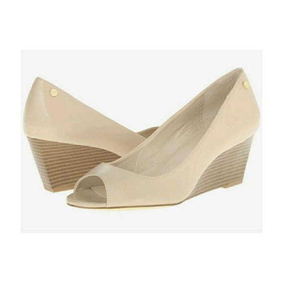 208a18a7abf Calvin Klein Shoes - CALVIN KLEIN NUDE