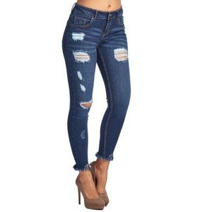 The Nora Ankle Jean