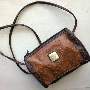 Vintage 90's fashion crossbody purse