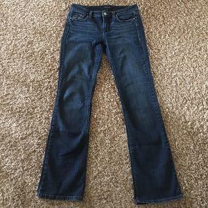 White House Black Market Jeans 4 Like NEW