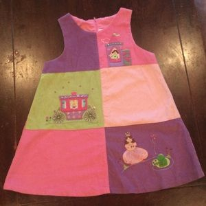 Other - Corduroy dress size 5
