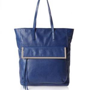 Kelsi Dagger Arielle Large Leather Tote Bag EUC