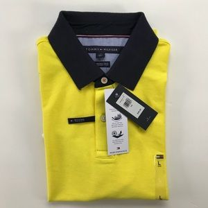 243d91f98 Tommy Hilfiger Shirts - Tommy Hilfiger Performance Pique Polo Shirt