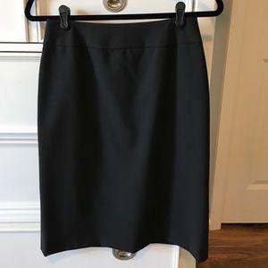 Pencil Skirt Antonio Melani Fully Lined Black 2