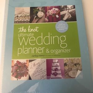 Other - The Knot Wedding Planner & Organizer