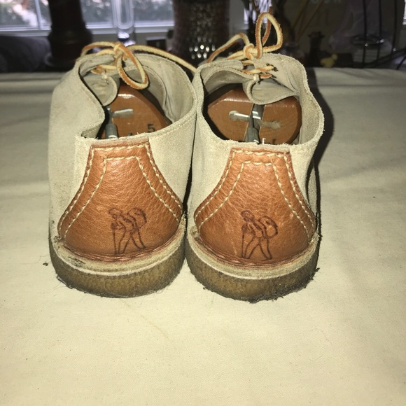 Clark's Originals Desert Trek shoe.