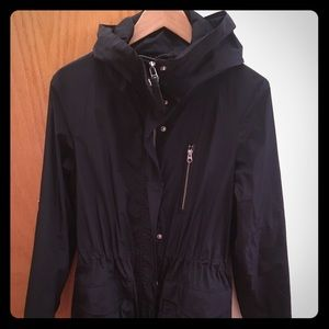 Mackage women's nylon rain jacket size S